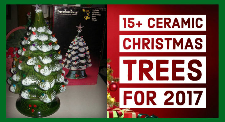 Ceramic Christmas Tree Best For 2017 15 With Lights